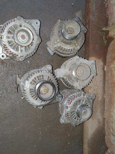 генераторы kraft в Кыргызстан: Продаю генераторы не рабочие на запчасти subaru toyota honda. 500