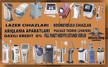 Kofe aparatlari - Азербайджан: Lazer ariqlama kosmetoji aparatlar her cur cesidde ve qiymete