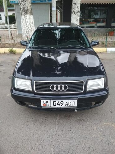 audi 100 2 8 quattro в Кыргызстан: Audi 100 2.6 л. 1992 | 361 км