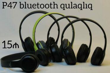 Yeni Model Əla Bluetoothlu Qulaqcıqlar İndi Bizdə Dahada Ucuz