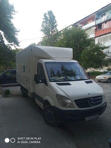 208 elan   NƏQLIYYAT: Mercedes-Benz Sprinter 2.6 l. 2006   10203 km