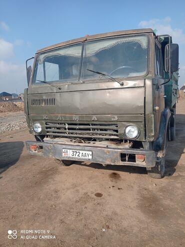 Купить камаз самосвал 65115 бу - Кыргызстан: Срочно продаю КАМаз самосвал хорошем состоянии
