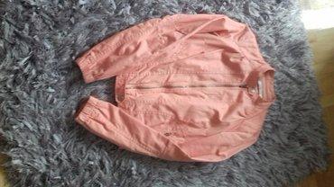Jednom nosena berska bebi roze jakna