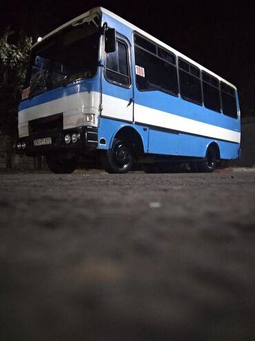 Sərnişin daşımaları - Azərbaycan: Avtobus servis xidməti