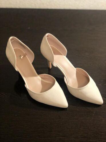 tufli charles keith в Кыргызстан: Женская обувь. 38 размер. БУ. Отличное состояние! H&M, Zara