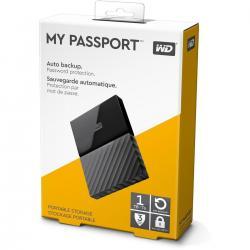 Brend: Western Digital Model: My Passport Ultra Təyinat: Faylların sax