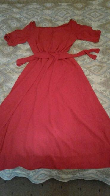 ширма недорого в Азербайджан: Платье крестьянка, нарядное, можно носить с открытыми плечами