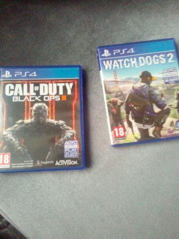 Bakı şəhərində Call of Duty 3 ve Watch dogs 2 birinin qiymeti 40man ikiside ela