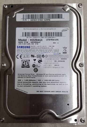 hdd 2tb в Кыргызстан: HDD 3Tb и 2Tb жесткий диск.б/у жёсткий диск. Считайте что новый, 100%