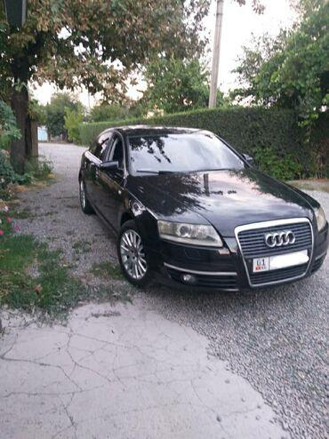 audi quattro 2 2 20v в Кыргызстан: Audi A6 2.4 л. 2004 | 225500 км