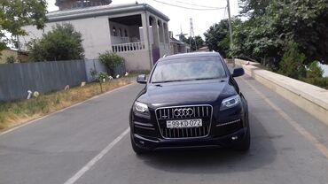 audi 80 1 9 td - Azərbaycan: Audi Q7 3 l. 2014 | 84000 km