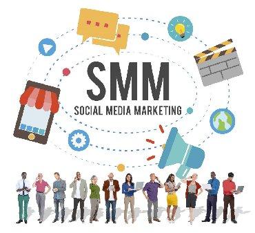 совместное продвижение в Кыргызстан: SMM продвижение в социальных сетях☝Что конкретно мы предлагаем по SMM