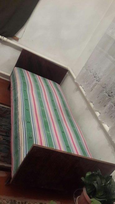 недорого продается кровать односпальная. в хорошем состоянии.  в Бишкек