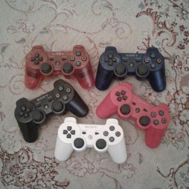 Bakı şəhərində Playstation 3 ucun teze pultlar..Tez xarab olan pultlardan