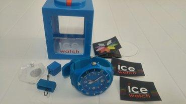 Ρολόι χειρός αυθεντικό ice-watch forever blue big, σε Thessaloniki