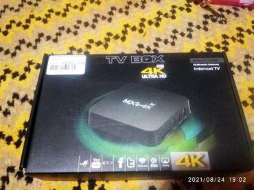 14 объявлений | ЭЛЕКТРОНИКА: Продаю TV Box новый пользовались неделю