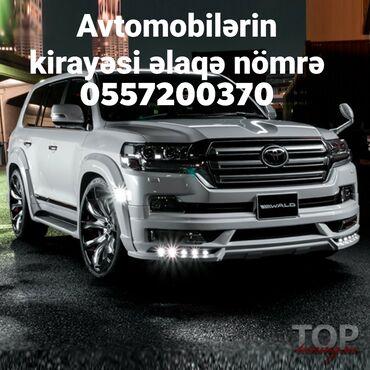 Nəqliyyat vasitəsinin icarəsi - Azərbaycan: Kirayə verirəm: Ofrouder/SUV, Minik, Avtobus, Elektrikli maşın | Audi BMW, Hyundai, Lexus, Mitsubishi, Toyota