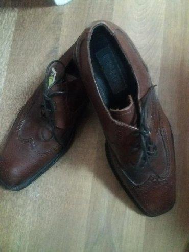 Мужские туфли Германия кожа