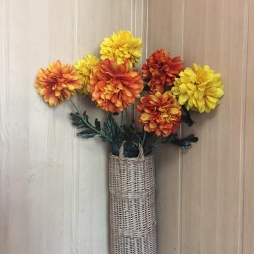 комнатный-цветы в Кыргызстан: Продаю прекрасные букеты искусственных цветов для декора! 1 фото - 7