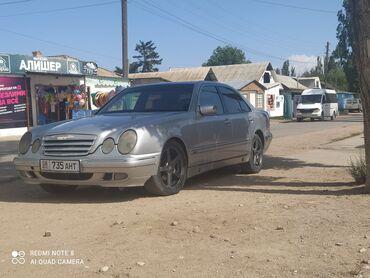 Транспорт - Чон-Далы: Mercedes-Benz 220 2.2 л. 2000