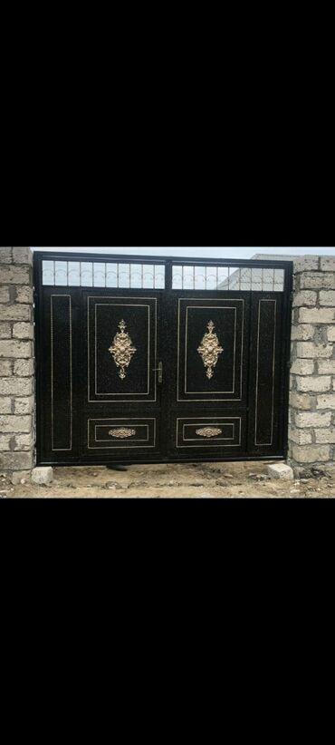 Дом и сад - Атджалар: Ворота