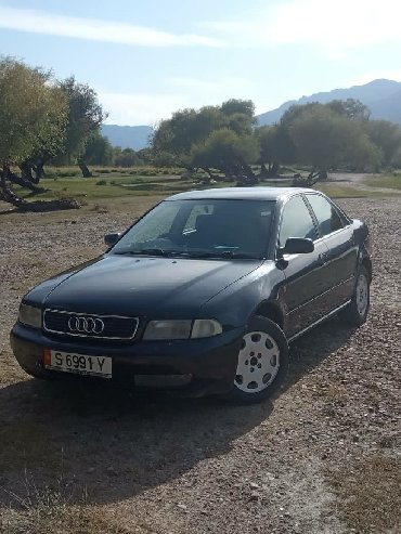 Audi в Чолпон-Ата: Audi A4 1.8 л. 1996