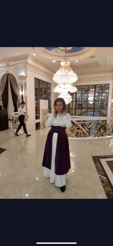Продаю дизайнерское платье в комплекте с белдемчи,размер 44-46, одевал