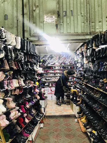 требуется реализатор дордой в Кыргызстан: Продаю контейнер. Рынок «Дордой» (Форт),китайский обувной ряд. 22 ряд
