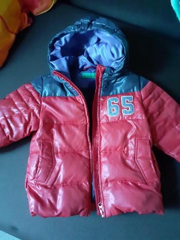 Dečije jakne i kaputi | Uzice: Jaknica, velicina 92, topla