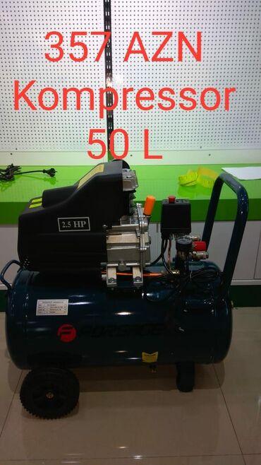 Biznes üçün avadanlıq Lerikda: Kompressor 50 L