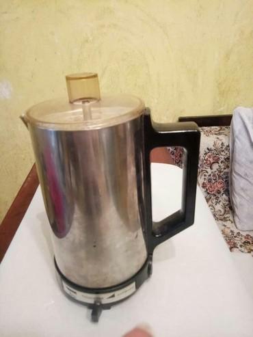 кофеварка северин в Кыргызстан: Кофеварка антикварная, пару раз всего использована. торг уместен