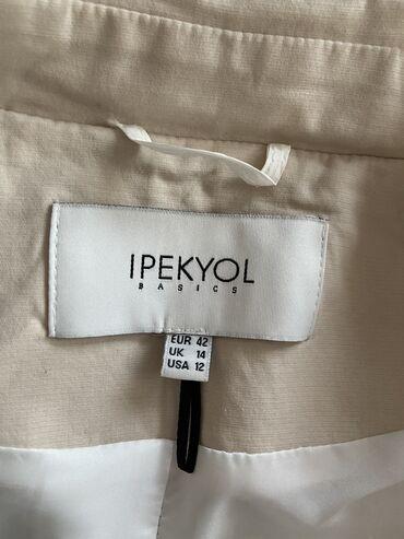 Плащ по очень вкусной цене От бренда IPEKYOL Вьетнам