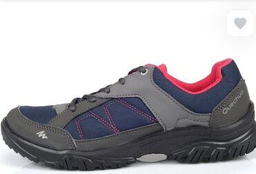 Женские кроссовки Французский бренд Quechua,комфортные,легкие,очень