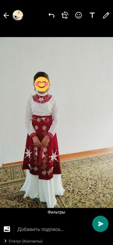 платья kg бишкек в Кыргызстан: Платья накыз узатуу.размер-44-46