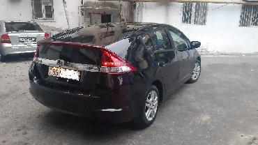 аренда хонда фит для такси в Азербайджан: Honda Insight 2012
