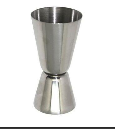 Джигер- инструмент бариста для приготовления напитков.25*50 - 7