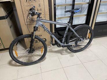 продам наковальню в Кыргызстан: Продам велосипед author на 26 колёсах размер рамы 19, тормоза