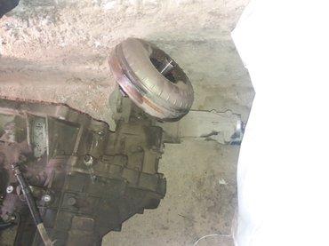 акпп на запчасти снят с тойота вокси в Кант