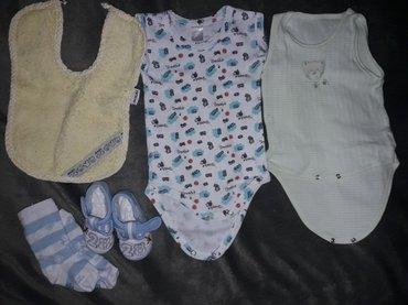 Bebi-dol-ves - Srbija: Bebi set garderobe za vasu bebu od 2 do 6meseci sve sa slike za 1700