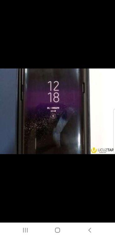 samsung ekran - Azərbaycan: Ehtiyat hissələri kimi Samsung Galaxy S8 Plus 64 GB qara