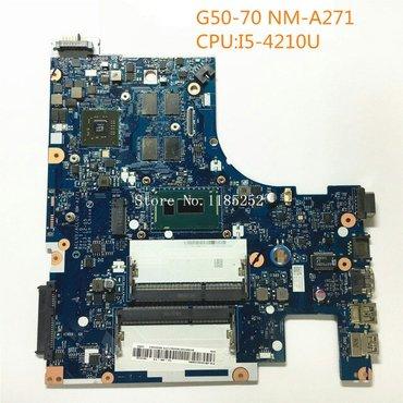 Bakı şəhərində Lenovo G50-70 plata.Tәzәdi.Quraşdırılma pulsuzdu.