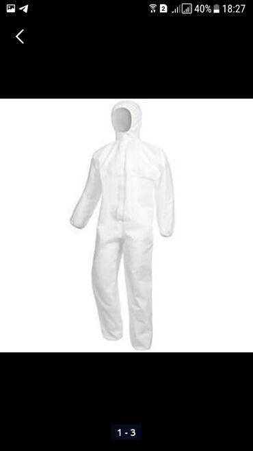 Защитный костюм озк купить - Кыргызстан: Комбинезон СИЗ защитные костюмов из Турция качественное только оптом