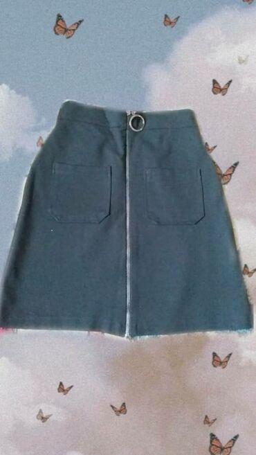 Отличного состояния юбки черные размер : М,Sбрали за 600отдадим