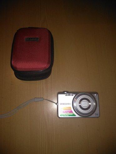 Продаю фотоаппарат Samsung st65. Состояние: в Бишкек