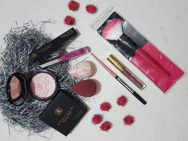 Personalni proizvodi | Cacak: Sminka SET ( Anastasia BH illuminator, Anastasia BH ruz za usne, 2
