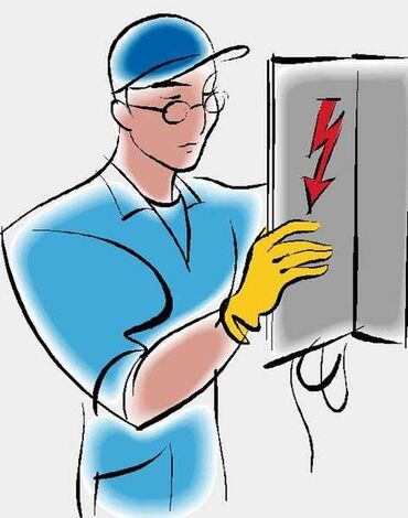 объявления о работе бишкек в Кыргызстан: - Монтаж/замена проводки,автоматов, счетчиков;-Установка