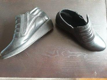 Cipele, polovne, nekoliko puta korišćene, postavljene unutra, broj - Smederevo