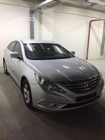 Hyundai - Шопоков: Hyundai Sonata 2 л. 2014
