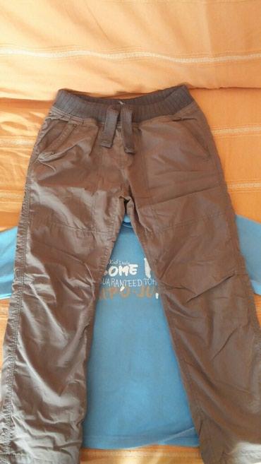 Pantalone +rolka vel5-6 - Crvenka