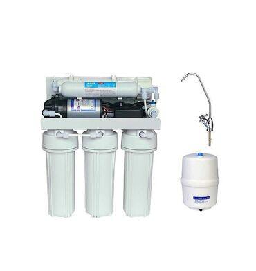 жесткость воды в бишкеке в Кыргызстан: Фильтр для воды обратного осмоса 5 ступенчатый. В розницу и оптом